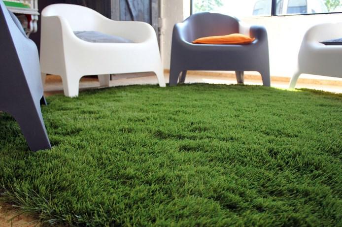 Harga Rumput Sintetis di Trenggalek untuk ruang tamu